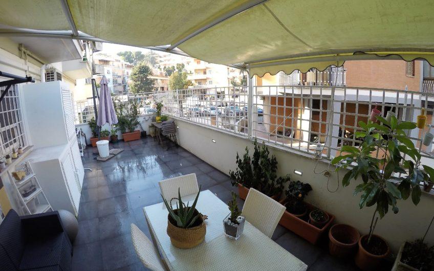 Una terrazza in città