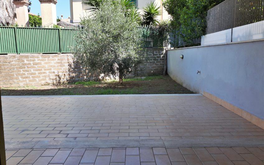Pied à terre con giardino