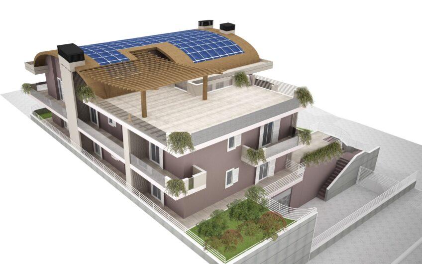 Nuova Costruzione: Appartamenti in classe energetica A