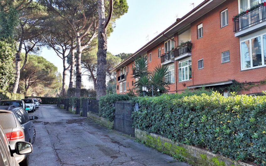 Una casa indipendente, nel verde… a 800m dal centro del Paese